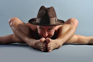 Grenzen-von-Dehnung - im Yoga