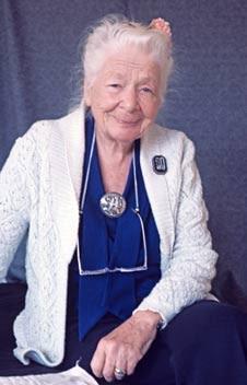 Dr. Ida Rolf - Gründerin der Rolfing Methode