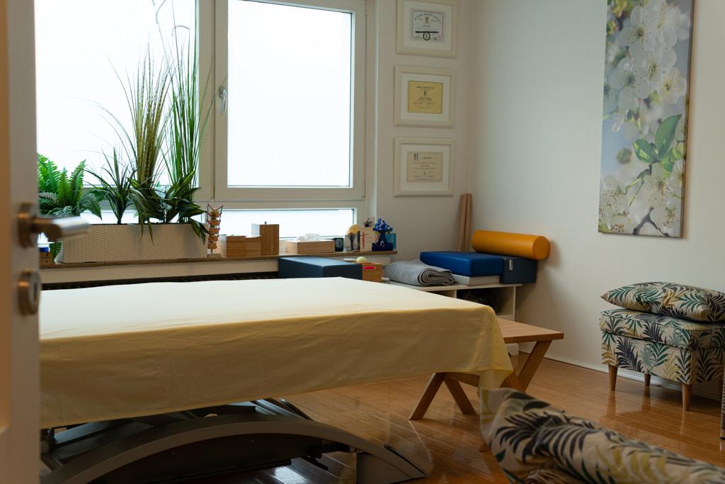 Rolfing Praxis Ratingen -  Faszientherapie