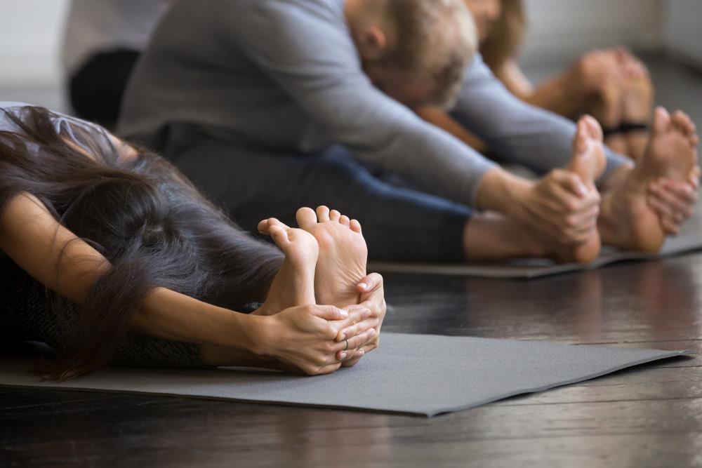 Flexibilität in der Hüfte