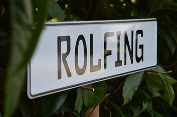 Rolfing Parkplatz - Parken auf dem Hof möglich