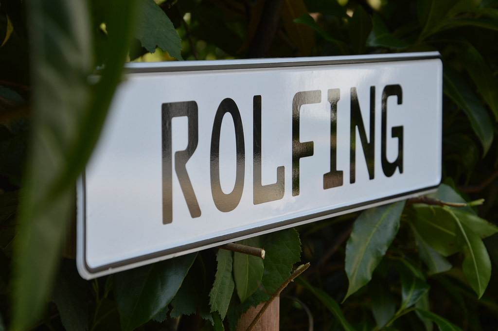 How to find Rolfing Praxis Ratingen