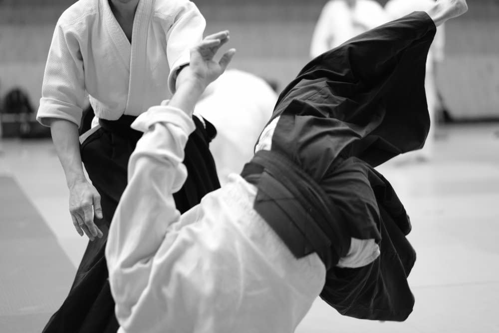 Martial Art Handling of Injuries