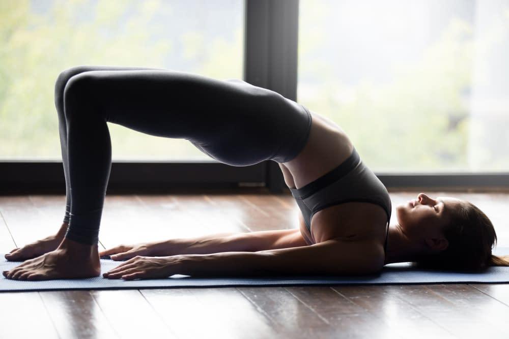 Yoga Kernstabilität