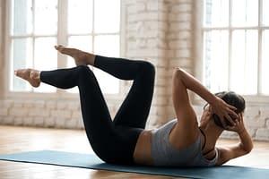 Bauchtraining ist kein Allheilmittel bei Haltung und kann Hüftschmerzen vergrößern