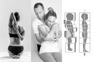 Die Entwicklung von Yoga und Osteopathie hin zu Rolfing