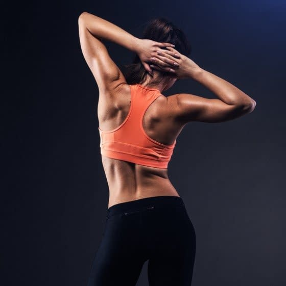 Tension fascia system back pain