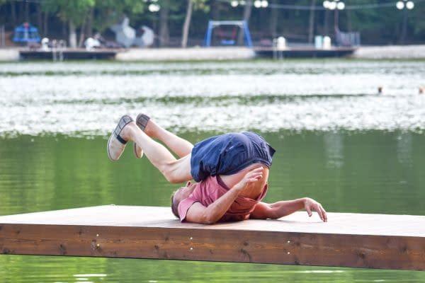 Der schwierige Weg mit Yoga zu starten