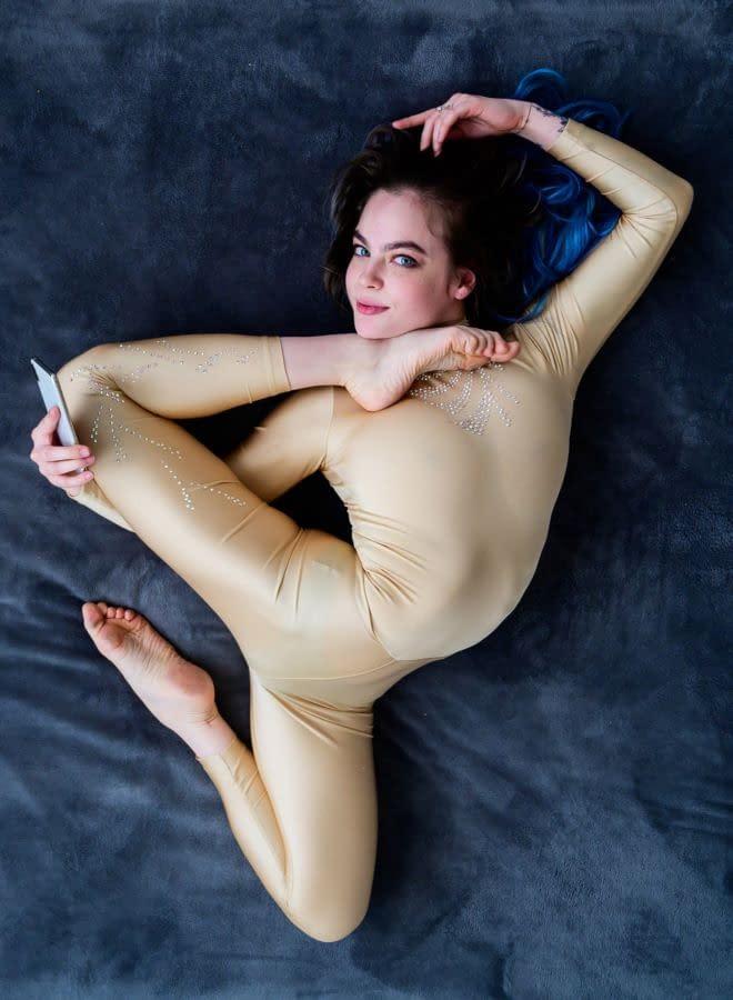 Übersicht Faszientherpie - Grenzen der Therapie bei Hypermobilität - Beispiel einer Akrobatin