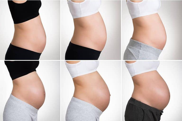 Folgen der Schwangerschaft – Beschwerden danach