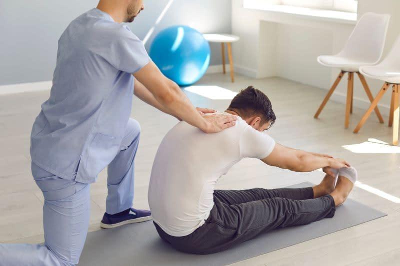 42 / 5000 Übersetzungsergebnisse Support in yoga through direct pressure