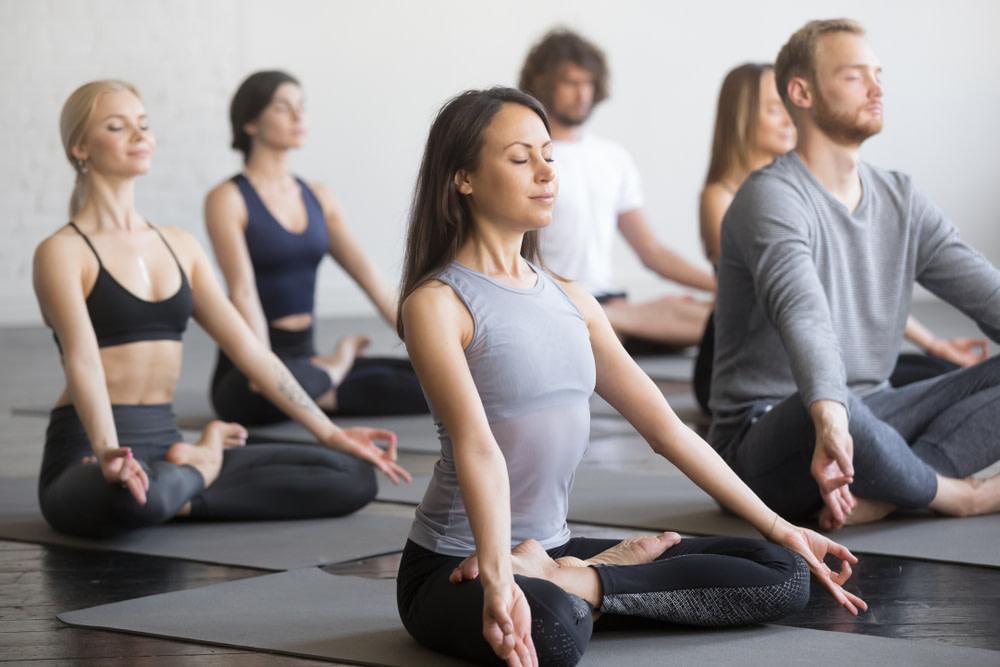 Yoga Sitz
